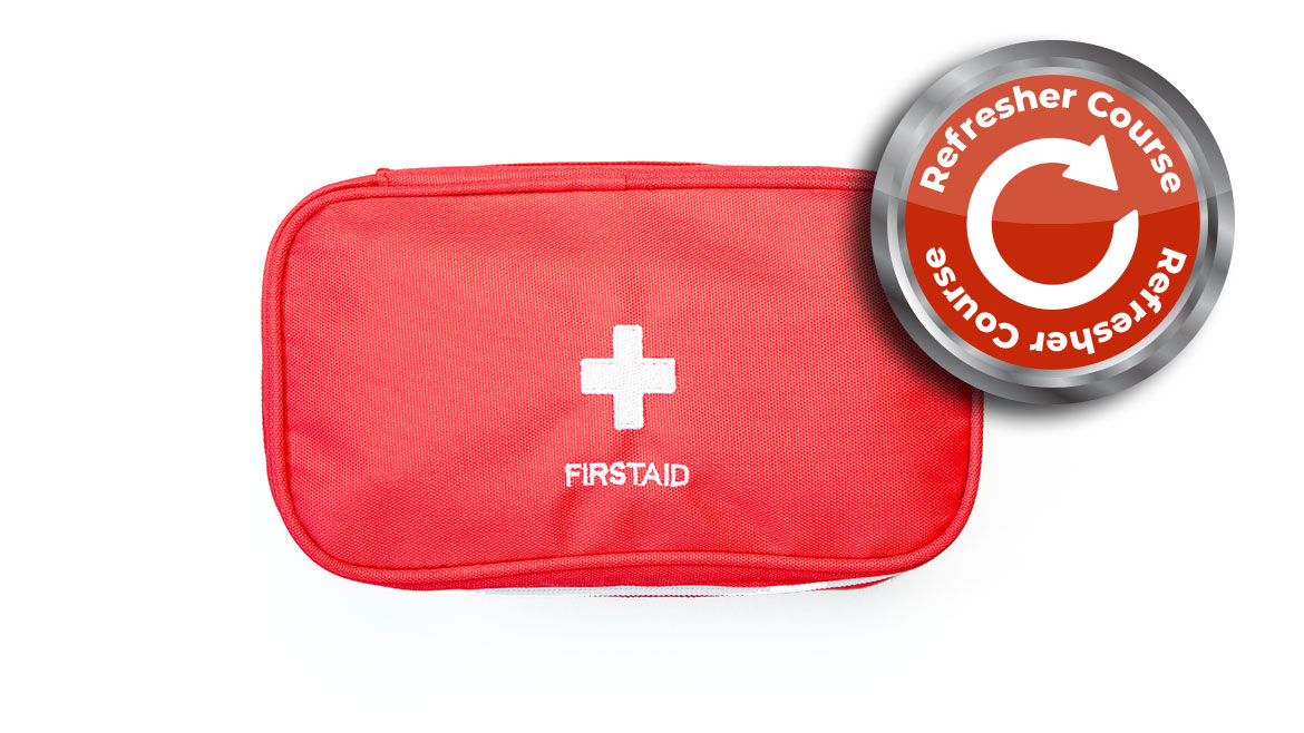 [FA05] First Aid Level 2 Refresher