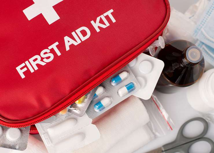 [FA13] First Aid Level 3