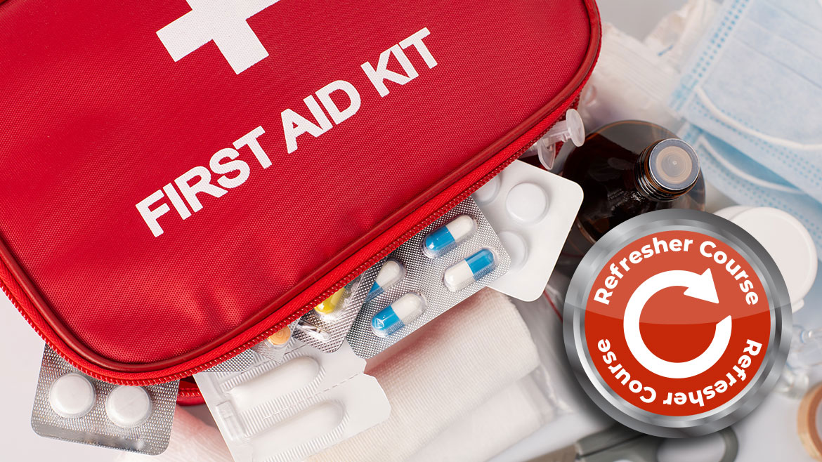 [FA06] First Aid Level 3 Refresher