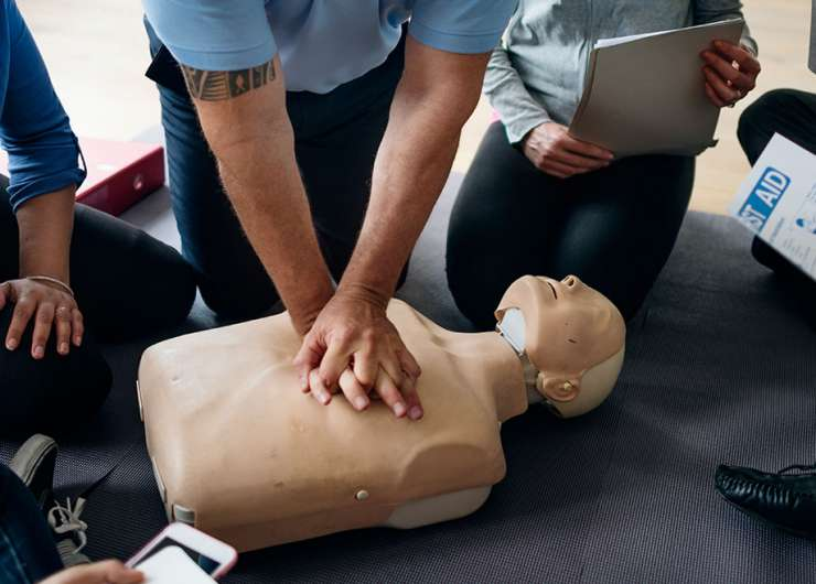 [FA12] CPR and AED – Classroom